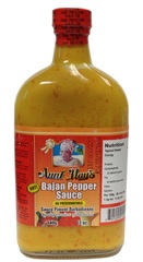 Aunt May's Classic Yellow Hot Sauce